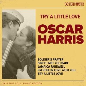 Oscar Harris 歌手頭像