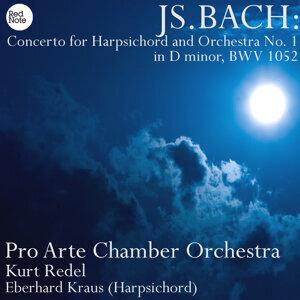 Pro Arte Camber Orchestra, Kurt Rebel 歌手頭像