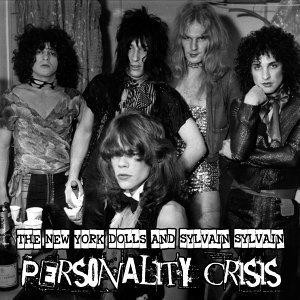 The New York Dolls and Sylvain Sylvain