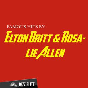 Elton Britt, Rosalie Allen 歌手頭像