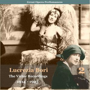 Lucrezia Bori 歌手頭像