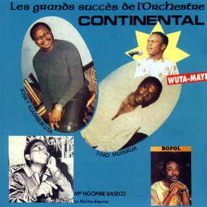Orchestre Continental 歌手頭像