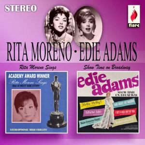 Rita Moreno, Edie Adams 歌手頭像