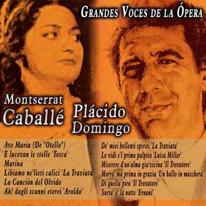 Montserrat Caballe|Plácido Domingo 歌手頭像