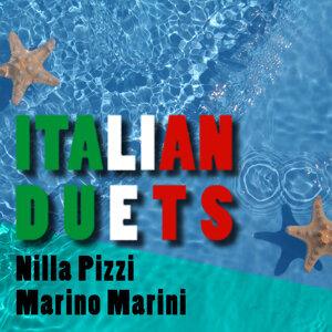 Nilla Pizzi|Marino Marini 歌手頭像
