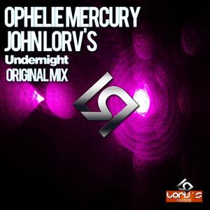 Ophélie Mercury, John Lorv's 歌手頭像
