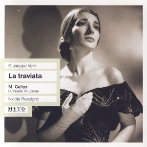 Maria Callas, Cesare Valletti, Mario Zanasi, Orchestra & Chorus of the Royal Opera House, Nicola Rescigno 歌手頭像