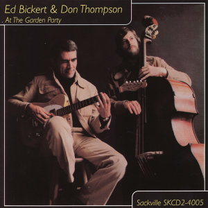 Ed Bickert