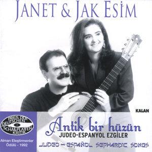 Janet - Jak Esim 歌手頭像