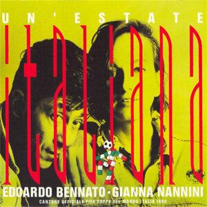 Edoardo Bennato|Gianna Nannini 歌手頭像