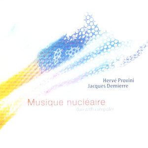 Hervé Provini-Jacques Demierre 歌手頭像