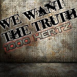 1000 Hertz