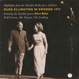 Duke Elligton, Alice Babs, Rolf Ericson, Ake Persson, Nils Lindberg 歌手頭像