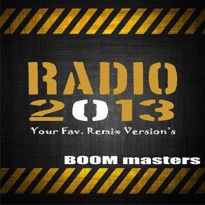 Boom Masters 歌手頭像