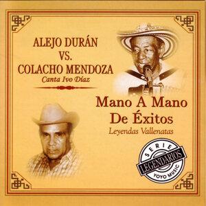 Alejo Durán Vs. Colacho Mendoza