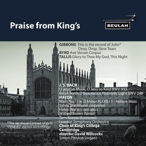 Choir of King's College Cambridge 歌手頭像