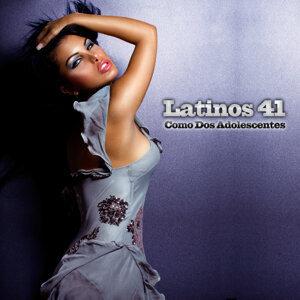 Latinos 41 歌手頭像