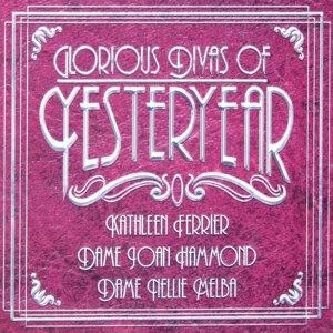 Kathleen Ferrier|Dame Joan Hammond|Dame Nellie Melba 歌手頭像