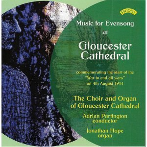 Gloucester Cathedral Choir 歌手頭像