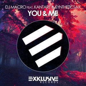 DJ Macro feat. Kantare & Syntheticsax 歌手頭像