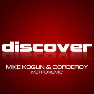 Mike Koglin, Corderoy 歌手頭像