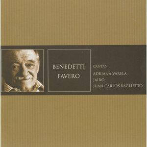 Mario Benedetti 歌手頭像