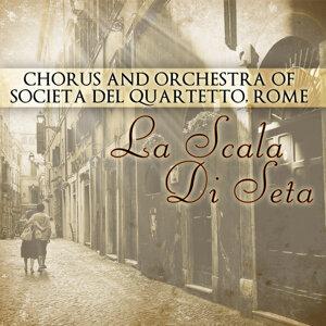 Orchestra Of Societa Del Quartetto, Rome 歌手頭像