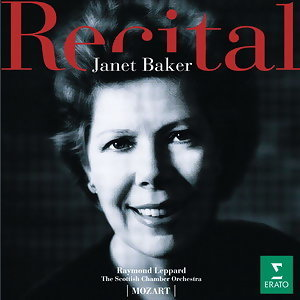 Janet Baker, Raymond Leppard & the Scottish Chamber Orchestra