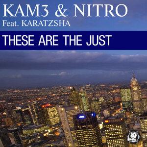 KAM3 & NITRO Feat. KARATZSHA 歌手頭像