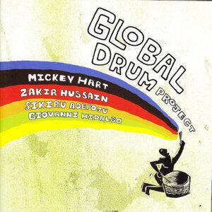Mickey Hart / Zakir Hussain / Sikiru Adepoju / Giovanni Hidalgo 歌手頭像
