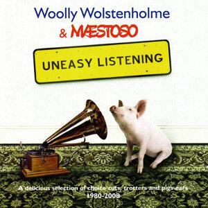 Woolly Wolstenholme 歌手頭像