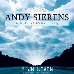 Andy Sierens aka Vijvenveertig