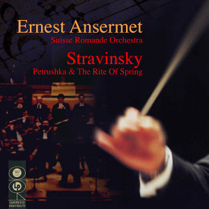 Ernest Ansermet, Suisse Romande Orchestra 歌手頭像