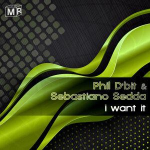 Phil d'bit & Sebastiano Sedda 歌手頭像
