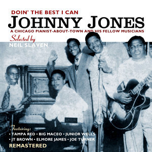 Johnny Jones 歌手頭像
