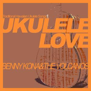 Benny Kona & The Volcanos 歌手頭像