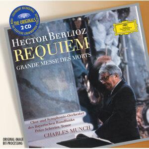 Peter Schreier,Symphonieorchester des Bayerischen Rundfunks,Charles Münch 歌手頭像