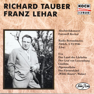 Radio Orchestra of Beromunster,Franz Lehár 歌手頭像