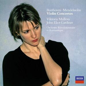 Viktoria Mullova,Orchestre Révolutionnaire et Romantique,John Eliot Gardiner
