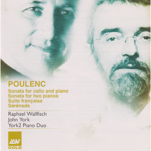 Raphael Wallfisch,John York,York 2 歌手頭像