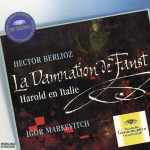 Igor Markevitch,Orchestre des Concerts Lamoureux 歌手頭像
