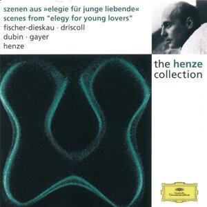 Hans Werner Henze,Radio-Symphonie-Orchester Berlin,Orchester der Deutschen Oper Berlin 歌手頭像