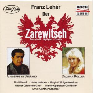 Ernst-Günther Scherzer,Original Wolga-Kosaken-Chor,Wiener Operettenchor,Grosse Wiener Operettenorchester,Balalaika-Solisten 歌手頭像