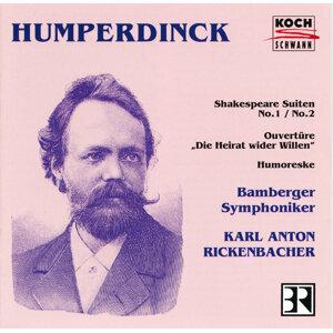 Bamberger Symphoniker,Karl Anton Rickenbacher 歌手頭像