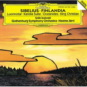 Joseph Silverstein,Seiji Ozawa,Boston Symphony Orchestra,Gothenburg Symphony Orchestra,Neeme Järvi 歌手頭像