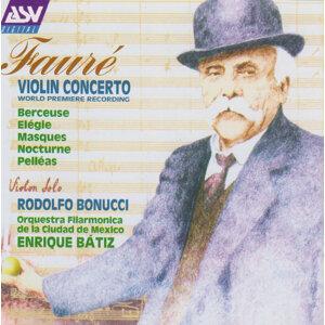 Enrique Bátiz,Rodolfo Bonucci,Orquesta Filarmónica de la Ciudad de México 歌手頭像