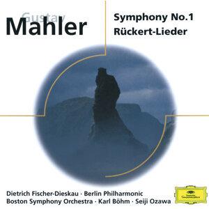 Dietrich Fischer-Dieskau,Karl Böhm,Boston Symphony Orchestra,Berliner Philharmoniker,Seiji Ozawa 歌手頭像