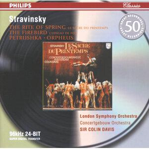 Royal Concertgebouw Orchestra,Sir Colin Davis,London Symphony Orchestra 歌手頭像