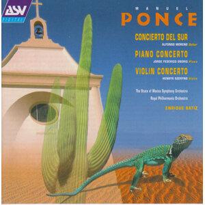 Royal Philharmonic Orchestra,Jorge Federico Osorio,Alfonso Moreno,Enrique Bátiz,The State of Mexico Symphony Orchestra,Henryk Szeryng 歌手頭像
