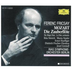 Maria Stader,Ernst Haefliger,RIAS Symphonie-Orchester Berlin,Rita Streich,Ferenc Fricsay,Dietrich Fischer-Dieskau,Josef Greindl 歌手頭像
